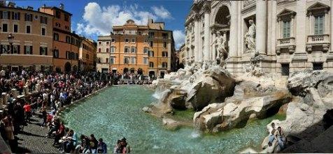 Fontana di Trevi 2013 4