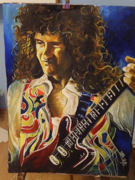 Freddie Mercury Queen Aniko385