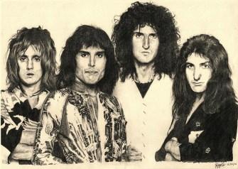 Freddie Mercury Queen Azolmint