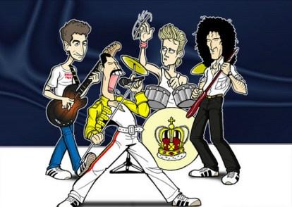 Freddie Mercury Queen Jordi Peters