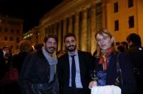 Marco Scorza, Piero Bellini, Francesca Barbi Marinetti