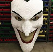 Nathan Sawaya e i Lego - Joker