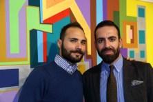 Da sx Nicola La Triglia e Roberto Di Costanzo