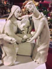 100 presepi - Porcellana di Limoges