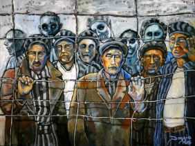 holocaust by Judith Dazzio