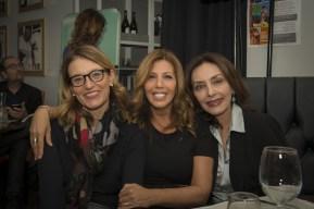 Francesca Barbi Marinetti, Tina Vannini e Maria Rosaria Omaggio