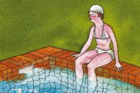 Fumetto Italiano - In mezzo, l'Atlantico