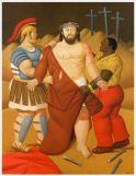 la ''Via Crucis'' di Botero 10