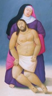 la ''Via Crucis'' di Botero 3