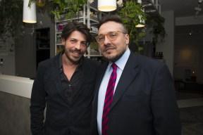 Marco Scorza e Adriano Bartolucci Proietti