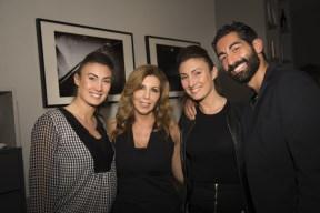 Le Gemelle Nardelli con Tina Vannini e Salvo Cagnazzo