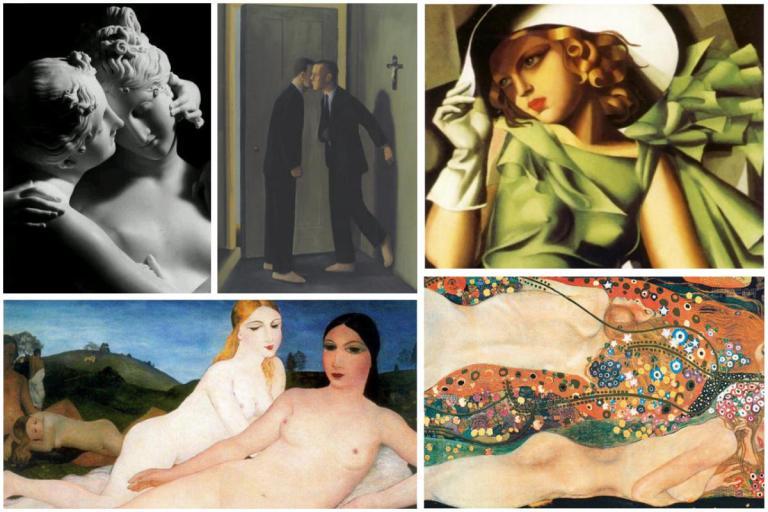 omosessualità nell'arte