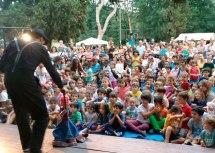 La citta in tasca bambini roma