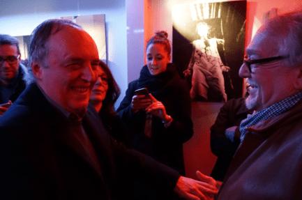 Dario Argento e Lamberto Bava