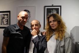 Pietro Galluzzi, Giuseppe Cederna, Roberta Cima