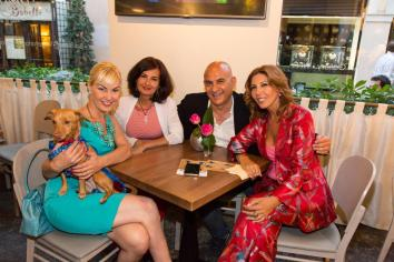 Erika Gottardi, Federica Pansadoro, Massimiliano Piccinno, Tina Vannini