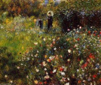 Renoir – Paesaggio d'estate