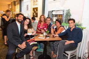 Salvo Cagnazzo, Sara Leoni, Tina Vannini, Francesco Stella, Stefania Vaghi, Marcello Maietta
