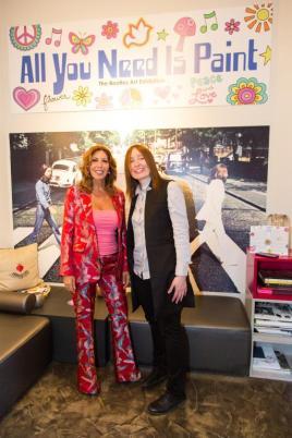 Tina Vannini e Silvia Chialli