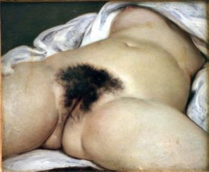"""Gustave Courbet_s """"L_Origine du monde (The Origin of the World)"""". Eros e sesso nell'arte"""