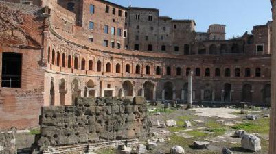 Museo dei Fori Imperiali – Mercati di Traiano 2