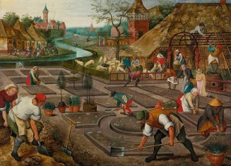 Pieter Brueghel the Younger, Spring, 1622-35