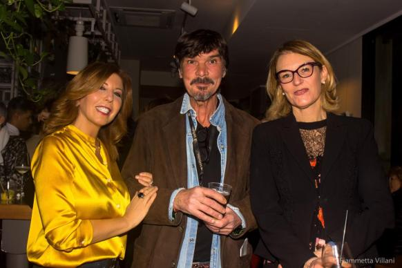 Tina Vannini, Emilio Leofreddi, Francesca Barbi Marinetti