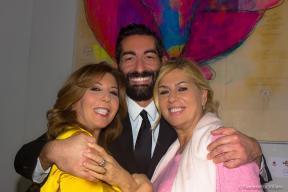 Tina Vannini, Salvo Cagnazzo, Caterina Pallotta