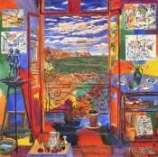 Damian Elwes, Matisse_s Studio (1905)