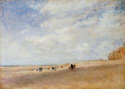 Rhyl Sands c.1854 David Cox 1783-1859 Purchased with assistance from the Friends of the Tate Gallery 1985 http://www.tate.org.uk/art/work/T04130