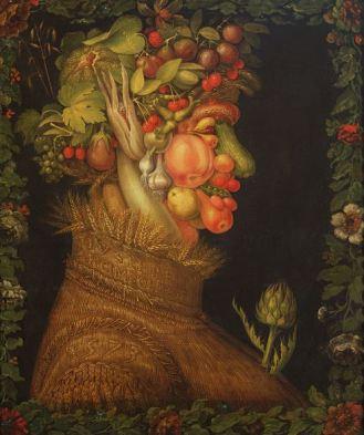 Summer, 157, Giuseppe Arcimboldo