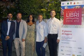Giuliano Adorno, Luigi Bellumori, Maddalena Ottali, Andrea Zagami, Robertas Lozinskis