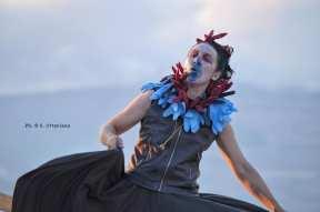 i costumi di Monica Mancini per Gli uccelli -Nubicuculia la città impossibile (6)
