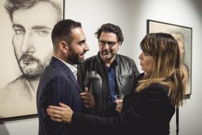 Roberto Di Costanzo e Manuela Tempesta