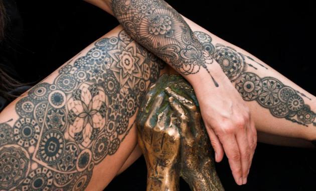 Marco Manzo - Apoteosi del Tatuaggio
