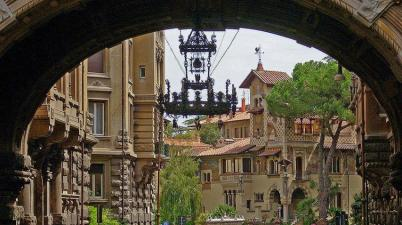 Quartiere Coppedè
