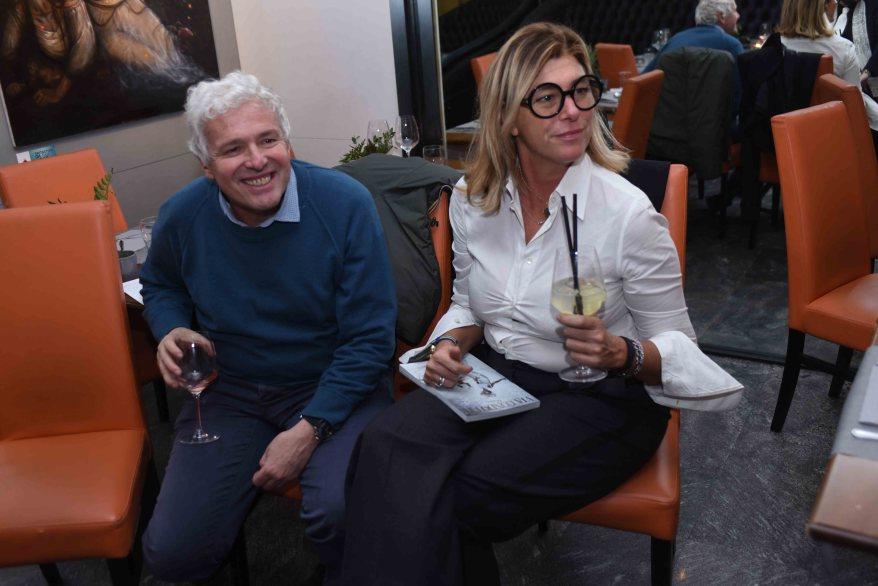 Giannandrea Pecorelli e Roberta Beta