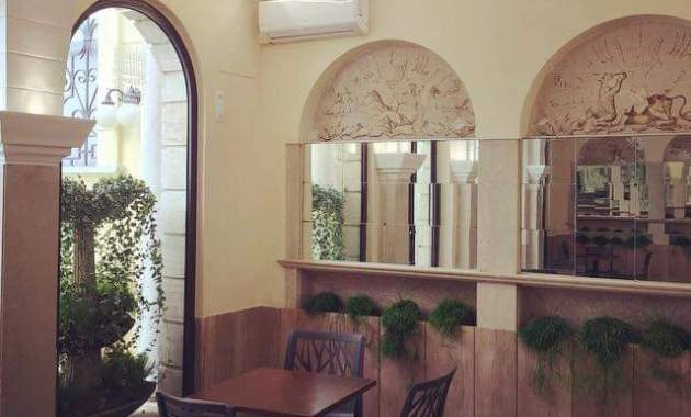 Sala Giuseppina presso Palazzo del Freddo Fassi