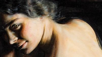 Donne alla Galleria D'Arte Moderna