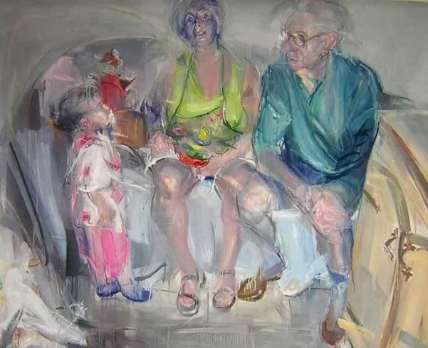 Interno familiare di Tiziana Vanetti