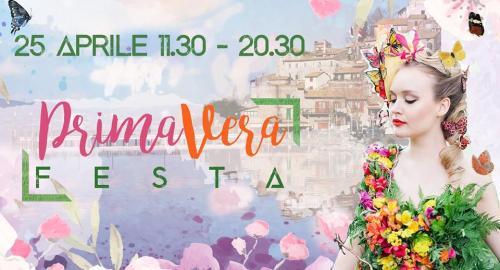Locandina PrimaVera Festa