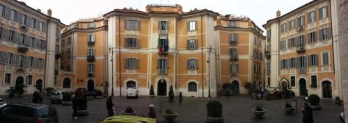 Piazza Sant'Ignazio, Roma