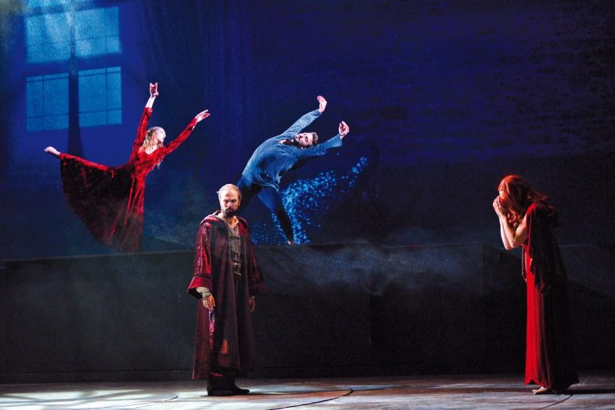Paolo e Francesca - La Divina Commedia opera musical