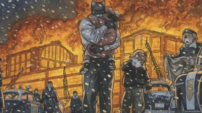 Beyond Blacksad
