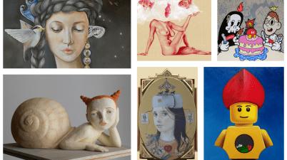 le idee degli altri alla Afnakafna Gallery – Palestra d'arte