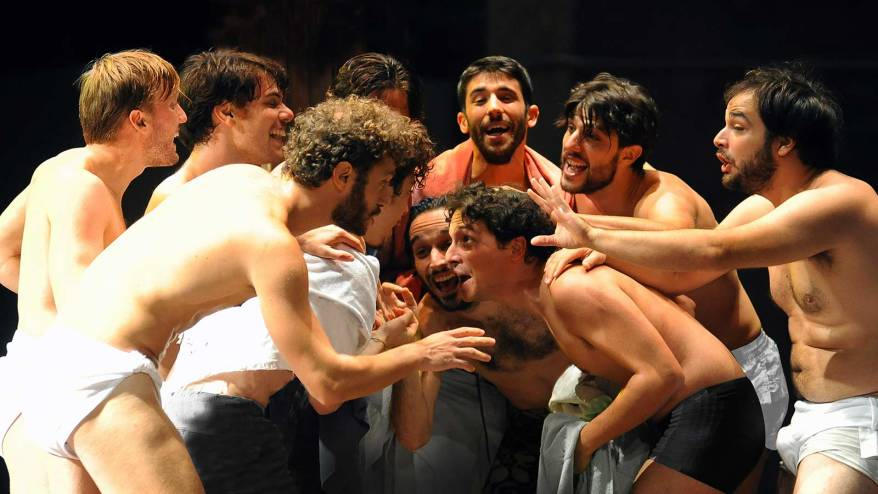 Ragazzi di vita al Teatro Argentina