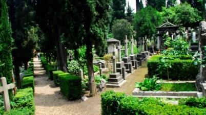 Cimitero protestante