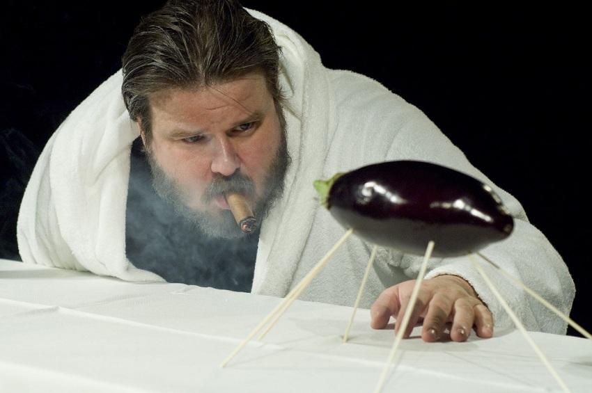 Orson Welles' Roast all'Ambra Jovinelli