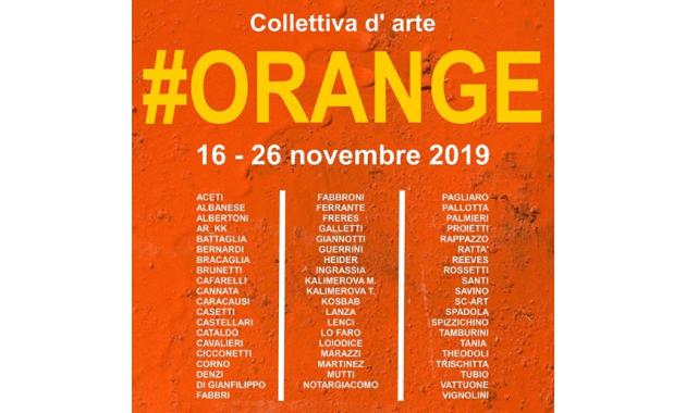 orange collettiva di Spazio 40