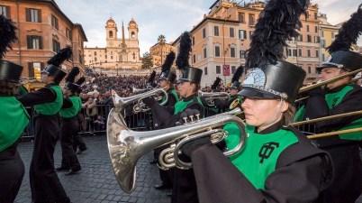 Rome Parade 2020